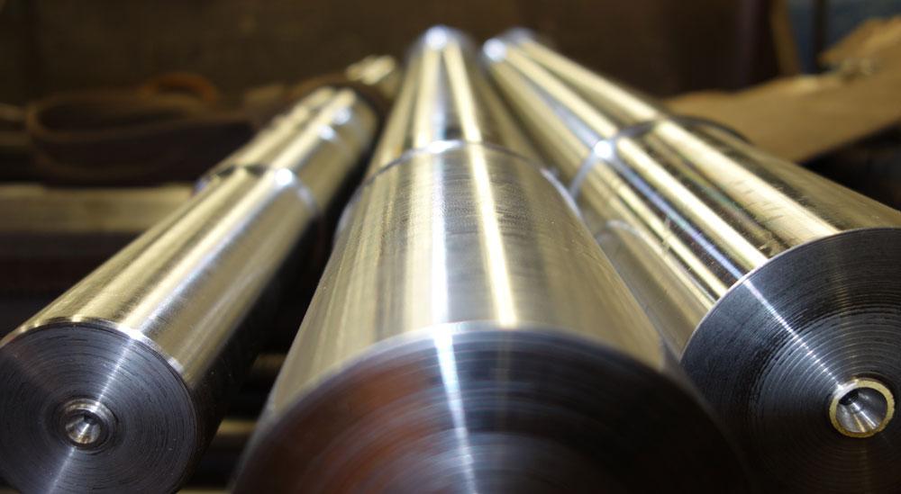 shaft machining